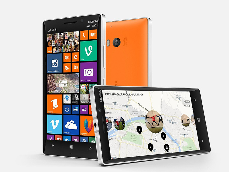 Microsoft's high-end Lumia 5.2-inch and 5.7-inch phablet on the way