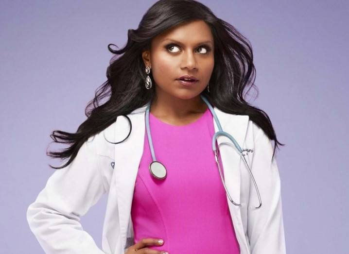 The Mindy Project Season 4 - Mindy Kaling
