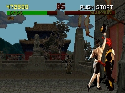 Scrolling Pixels: The original Mortal Kombat is a bloody masterpiece