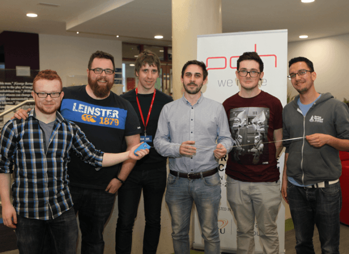 PCH Hackathon winners, DCU Innovation Campus