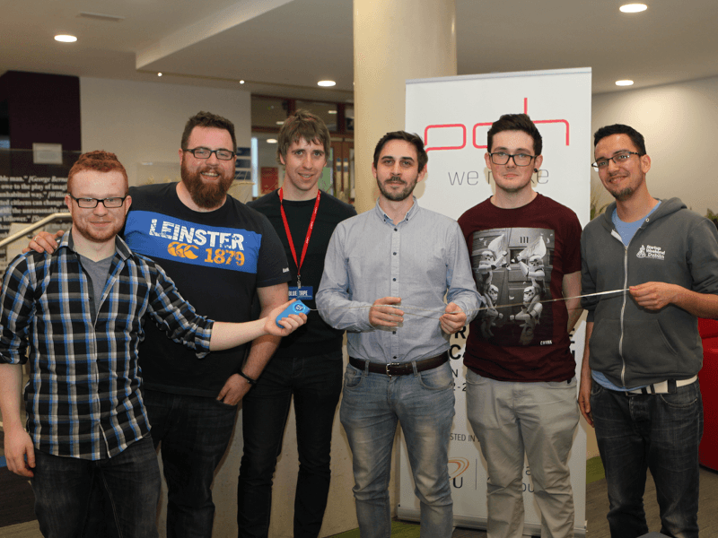 PCH Hardware Hackathon awards Bluetooth measuring tape €3,000