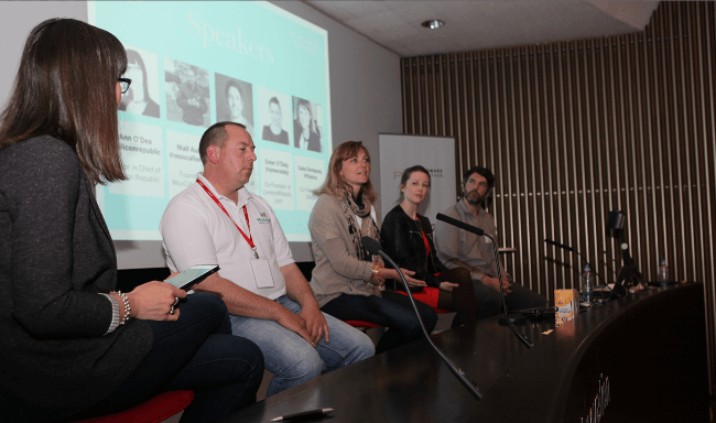 PCH Hackathon Dublin