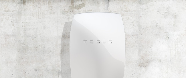 Tesla's new Powerwall