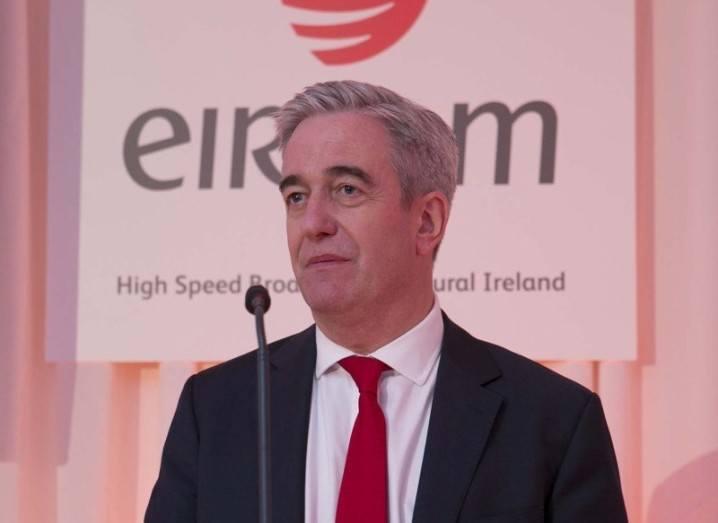 Richard Moat, CEO, Eircom