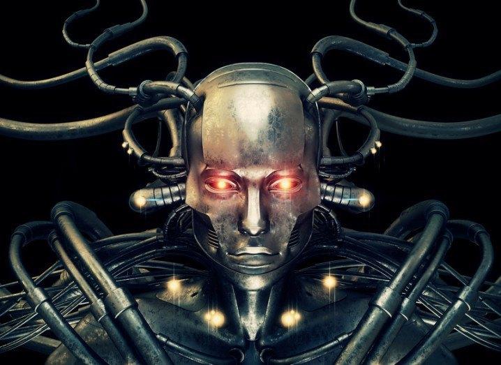 Robot-head