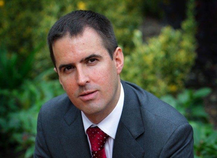 Martin Shanahan, CEO, IDA Ireland