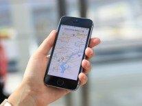 Google Maps navigates offline
