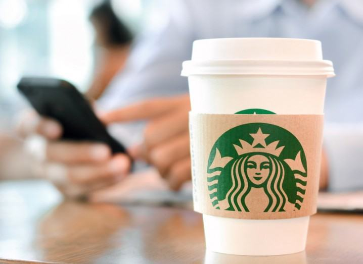 Starbucks app hack