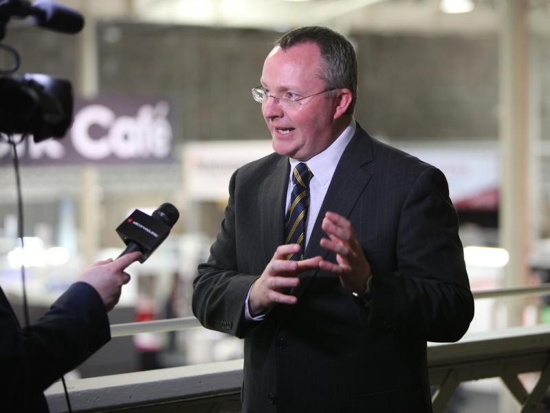 Dr Stephen Brennan, chief digital adviser to the Irish Government