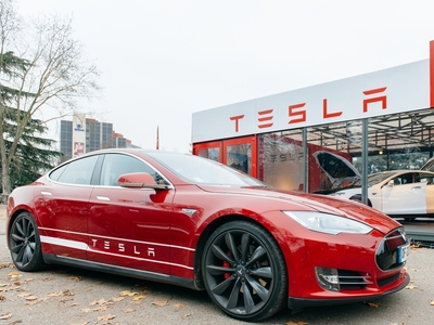 Tesla buys Michigan auto supply firm despite being banned from selling cars in the state