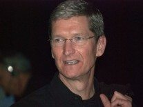 Tim Cook has joined Weibo