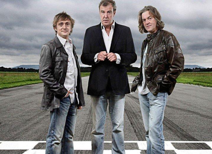 Netflix Top Gear reboot