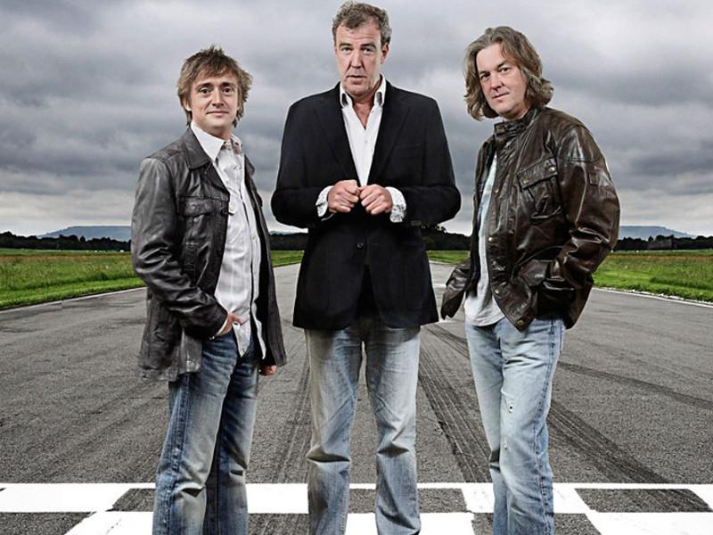 Netflix Top Gear reboot 'House of Cars' may be in the works