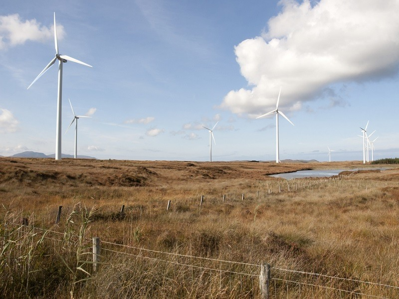 Irish renewable energy creation jumps 10pc in 2014