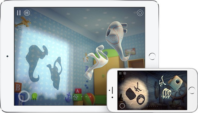 Best apps for iOS: Shadowmatic