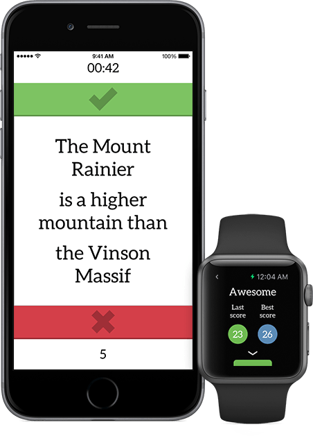 Best apps for iOS: Elementary Minute