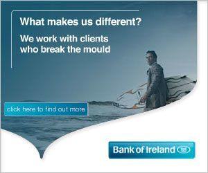 Bank of Ireland corporate banking link