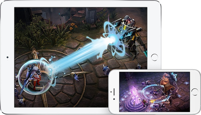 Best apps for iOS: Vainglory