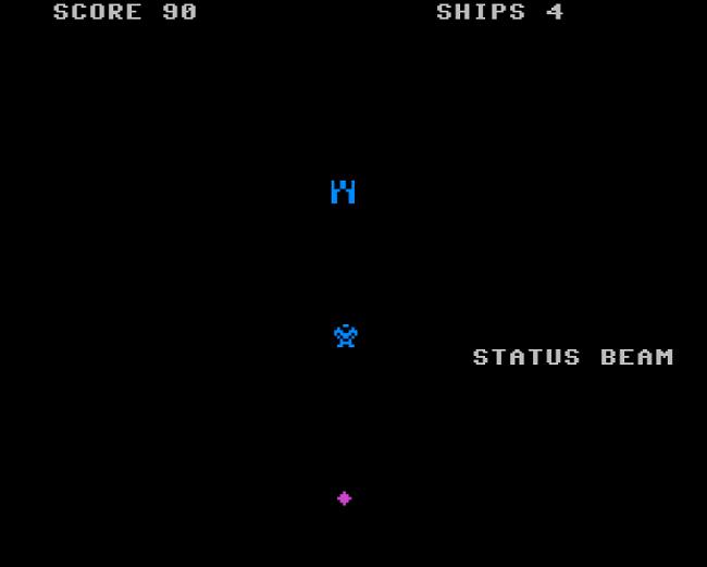Blastar game