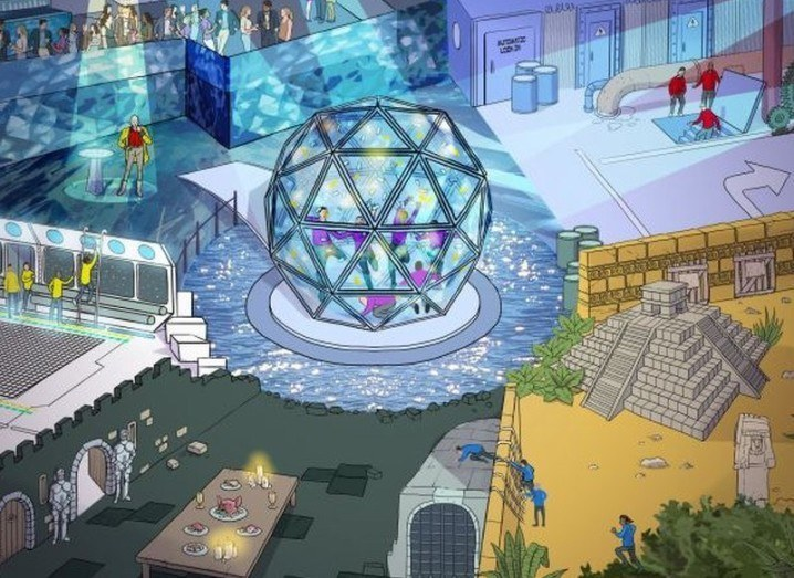 The Crystal Maze is coming back