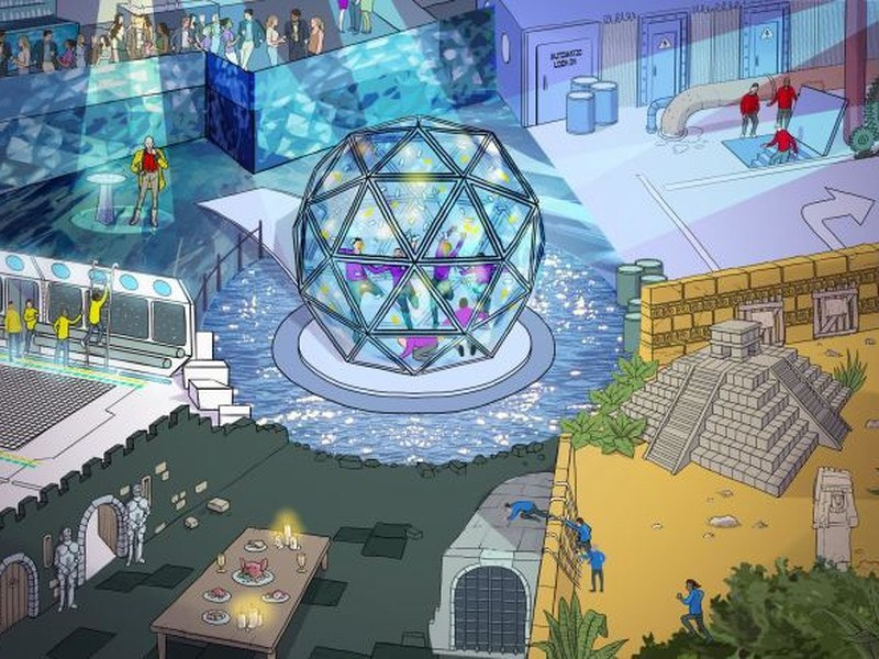 Crystal Maze raises more than 60pc of funding target in four days