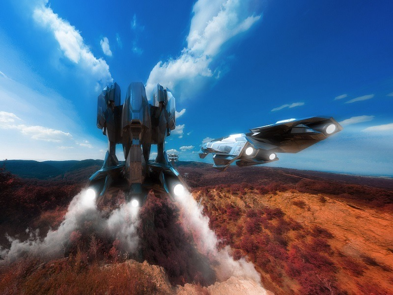 DARPA terraforming kit could help us colonise Mars