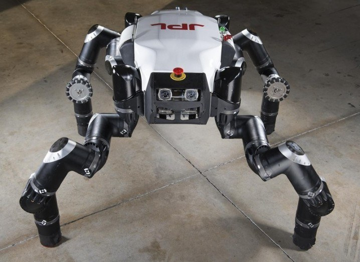 DRC-RoboSimian challenger