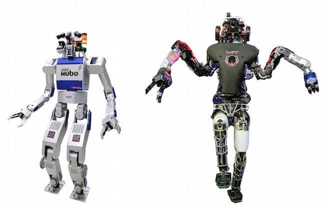 DARPA Robotics Challenge, Kaist and MIT