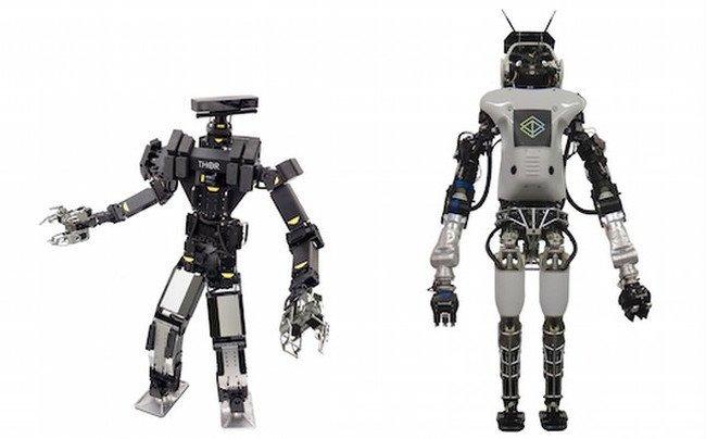 DARPA Robotics Challenge, Thor and Hercules