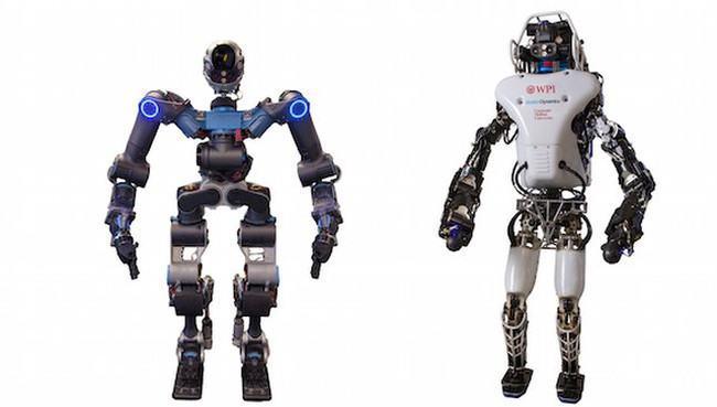 DARPA Robotics Challenge, Walk-Man and Warner
