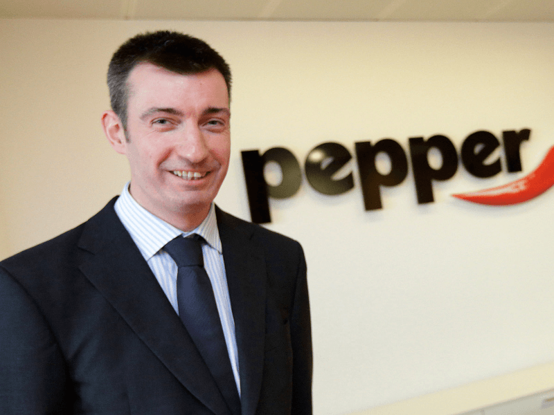 The five-minute CIO: Darren Delaney, Pepper Group