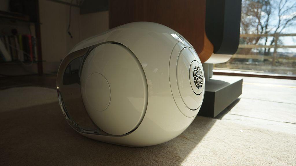 Devialet's Phantom sound system