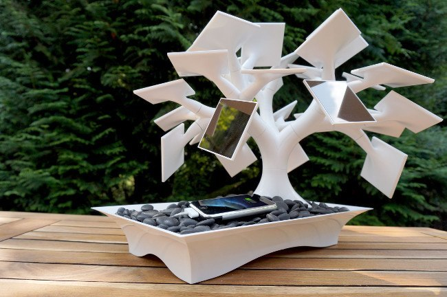 8 cool phone chargers - Electree