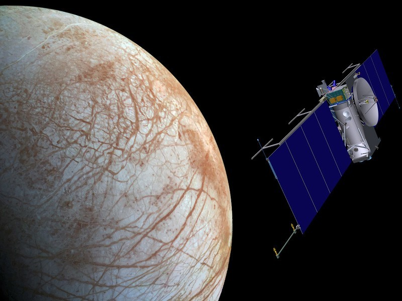 NASA taking next step in Jupiter Europa mission
