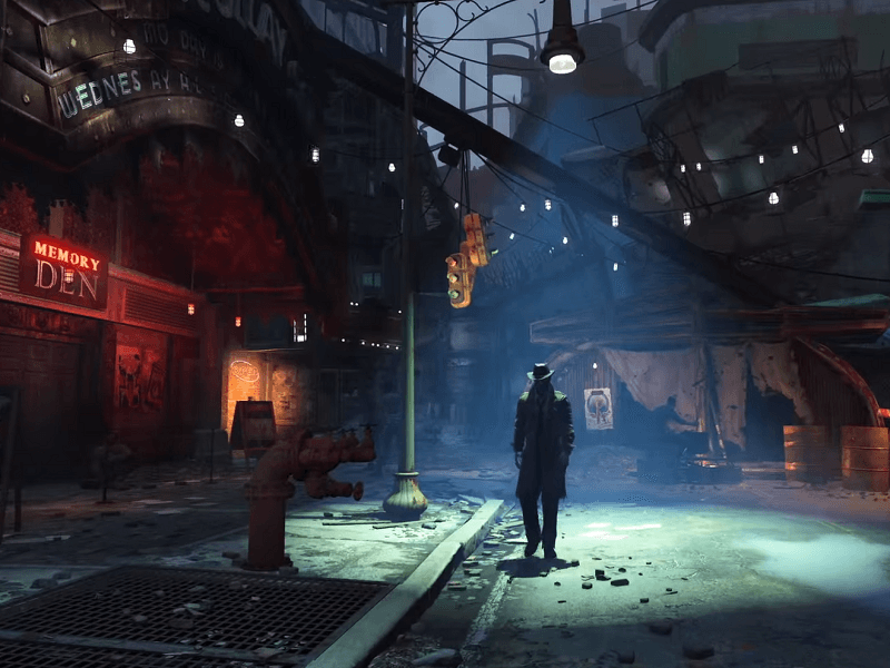Fallout 4 trailer drops prior to E3 with glimpse of new wasteland