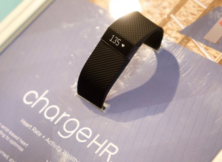 Fitbit in store