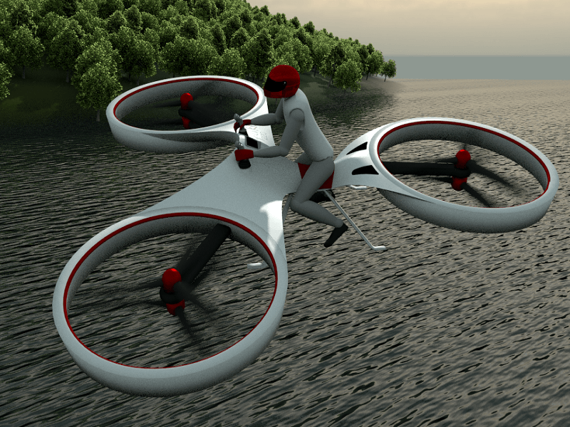 Cool gadgets: Aguadrone, kid-friendly tablet and hoverbike
