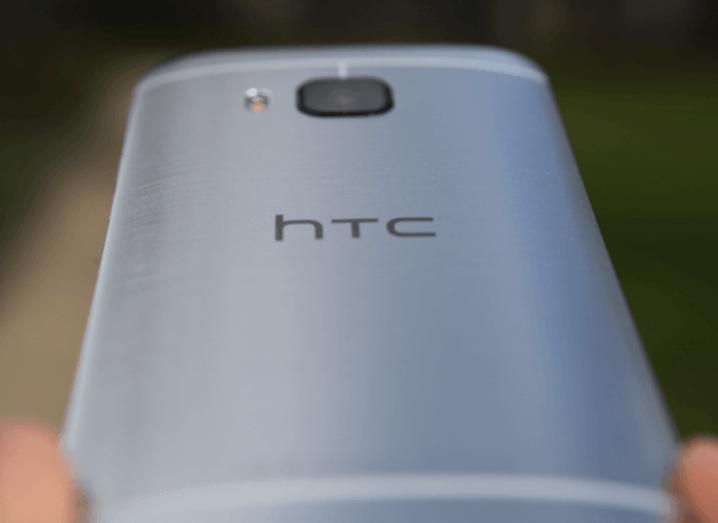 HTC M9 smartphone