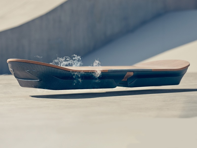 Hoverboard alert: Lexus may have made a hoverboard