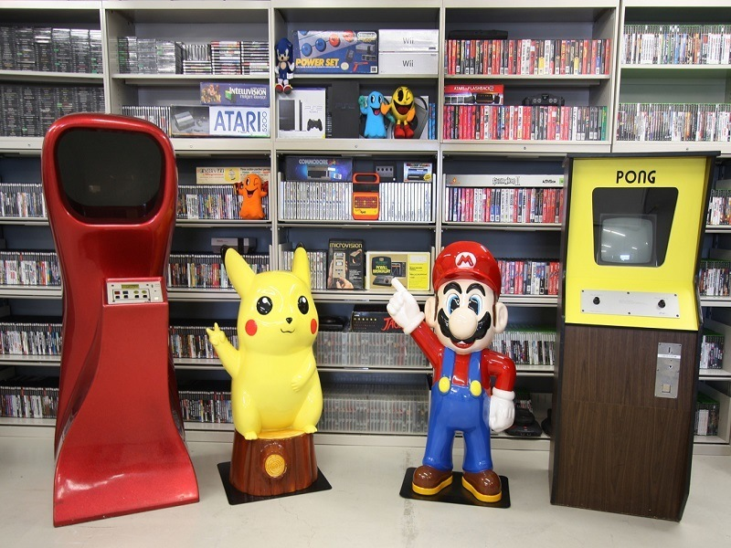 Tetris and Doom included in first Video Game Hall of Fame