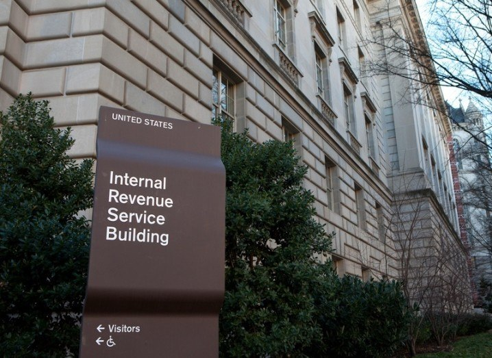 IRS-shutterstock
