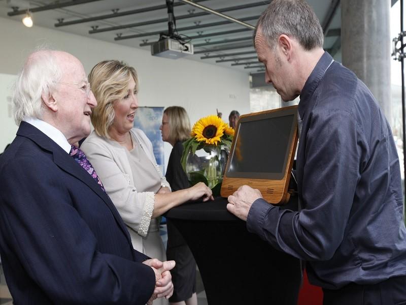 Iameco wins Irish Energy Globe Award for sustainable PCs