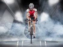 Indoor cycling, a sport mental enough to suit YouTube