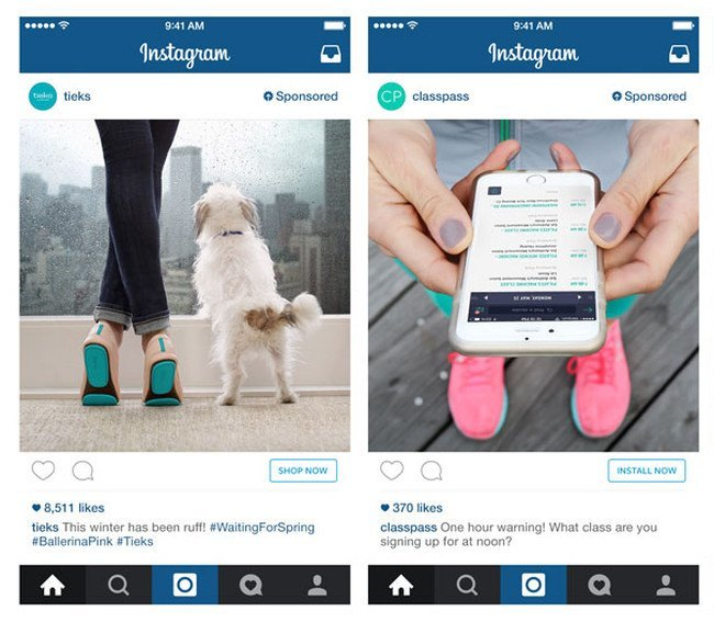 "Instagram's changes will make ads ""more impactful"" and no doubt greater in number"