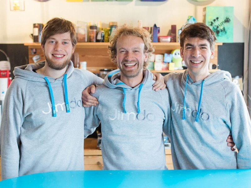 Hamburg-based DIY website builder Jimdo raises €25m
