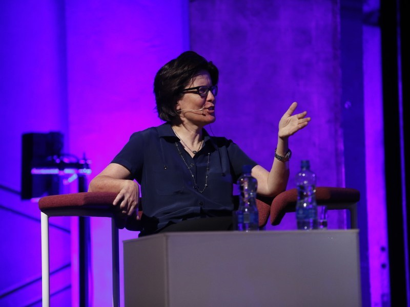 Kara Swisher: 'In Silicon Valley there are a lot of big minds chasing small ideas'