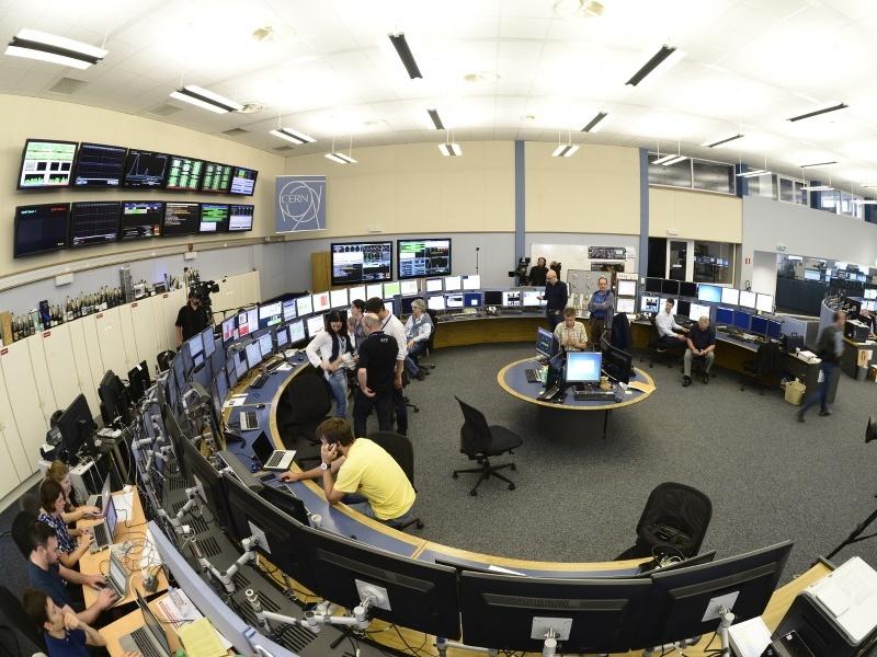 Large Hadron Collider is back with a big, big bang