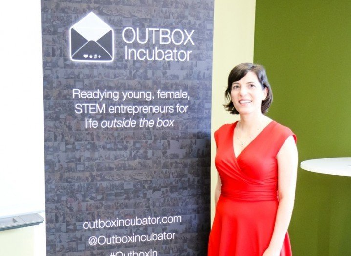 Mary Carty, co-founder of Outbox Incubator