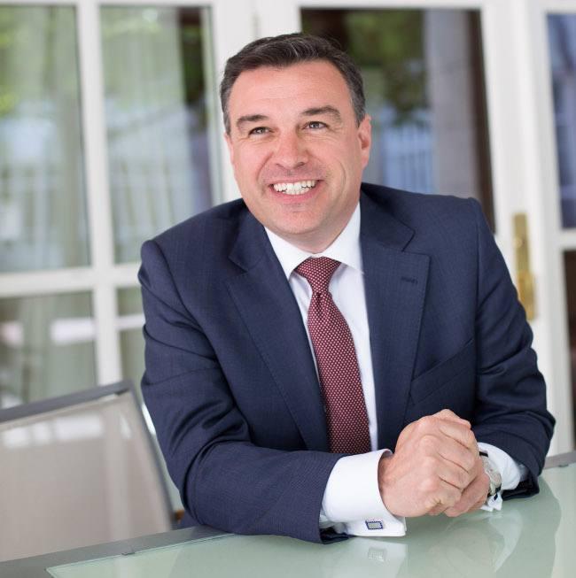 Dublin IT Jobs Morgan Browne, chief executive with IIS Group