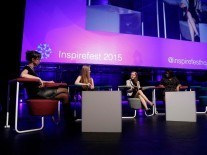 At Inspirefest, next generation of tech geniuses wows